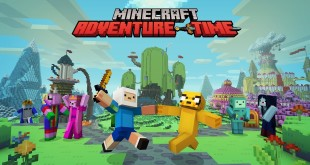 Minecraft getting Adventure Time mash-up pack